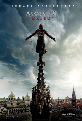 Assassin s Creed movie trailer