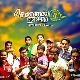 CHENNAI 600028 2ND INNINGS movie trailer