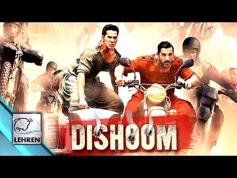 Dishoom movie trailer