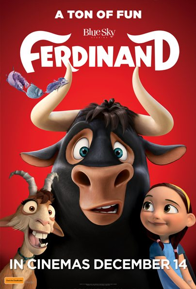 Ferdinand movie trailer