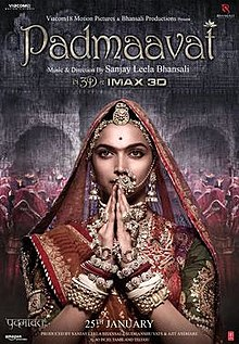 Padmaavat movie trailer
