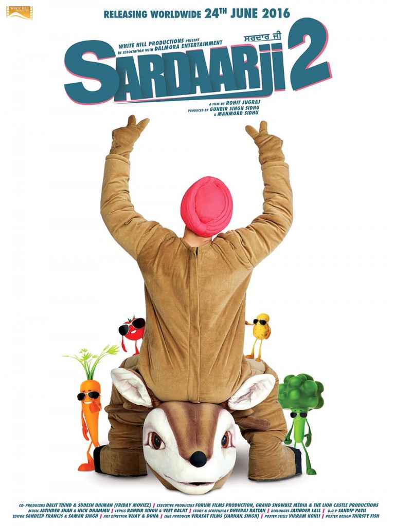 Sardaarji 2 movie trailer