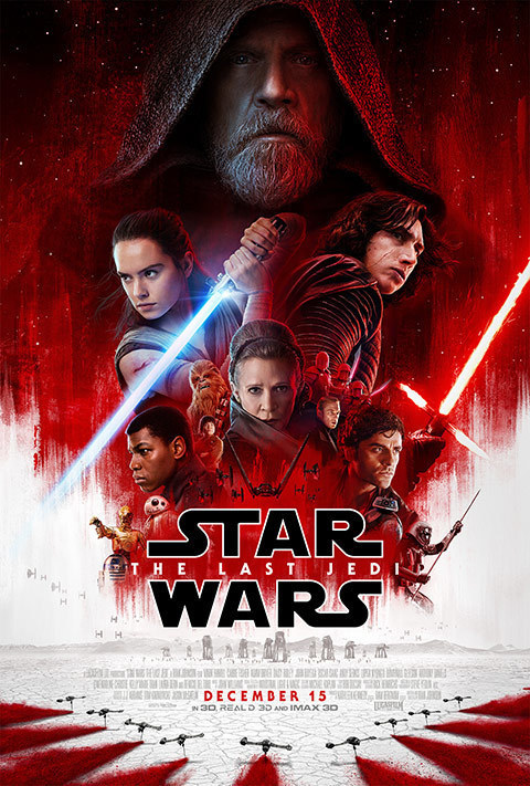 Star Wars The Last Jedi movie trailer