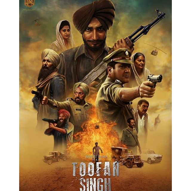 Toofan Singh movie trailer
